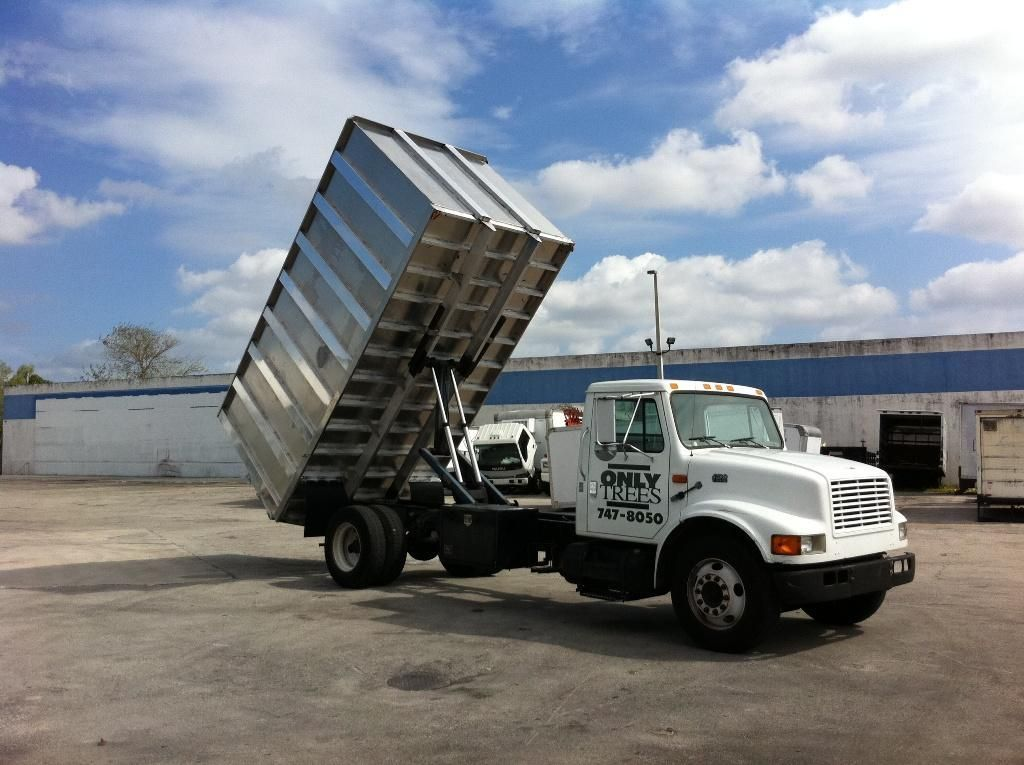 2019 ADVANCED FABRICATORS 16CHD72A ..16ft Aluminum Chipper Dump Body - 11602698 - 2