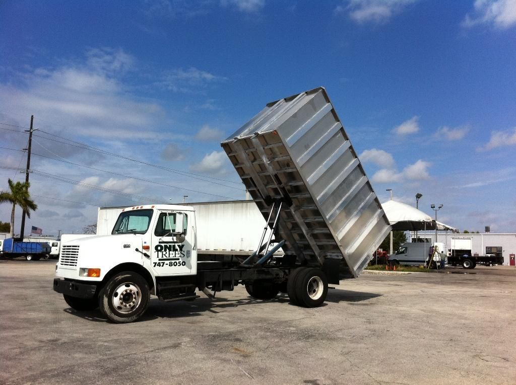 2019 ADVANCED FABRICATORS 16CHD72A ..16ft Aluminum Chipper Dump Body - 11602698 - 4