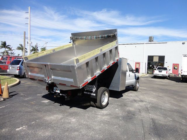 2019 ADVANCED FABRICATORS 9TD24A 9FT ALUMINUM DUMP. 24IN SIDES. STATIONARY BOX