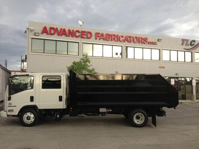 2019 ADVANCED FABRICATORS C 14LD48S .. 14ft Steel Landscape Dump Body - 11589572 - 5