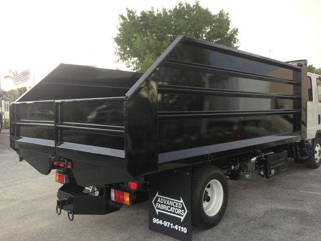 2019 ADVANCED FABRICATORS C 14LD48S .. 14ft Steel Landscape Dump Body - 11589572 - 8