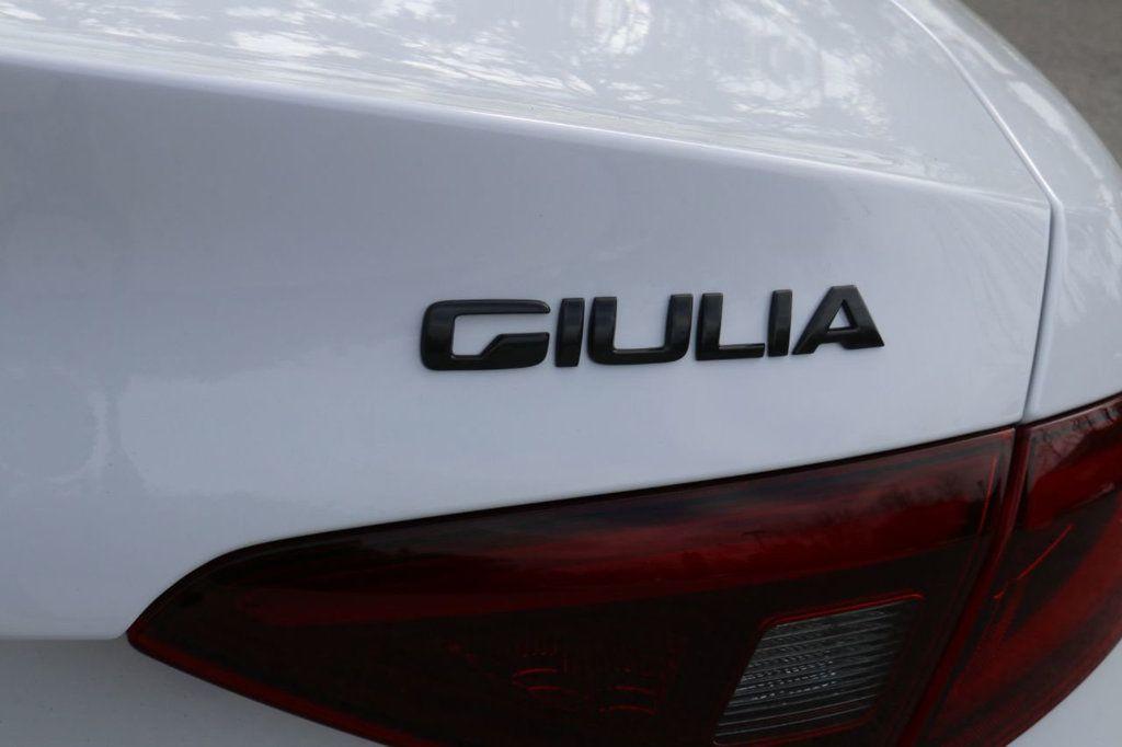 2019 Alfa Romeo Giulia  - 18578676 - 8