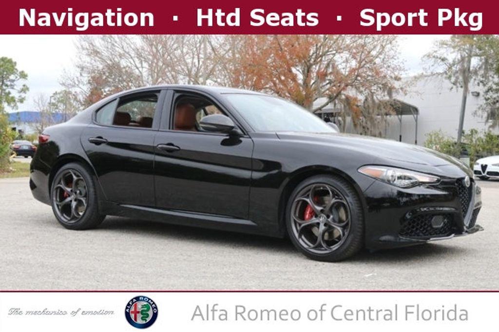 2019 Alfa Romeo Giulia  - 18578678 - 0