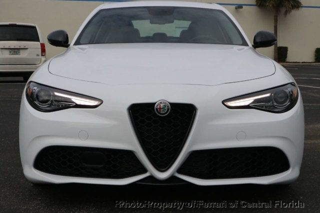 2019 New Alfa Romeo Giulia Rwd At Ferrari Of Central Florida Serving