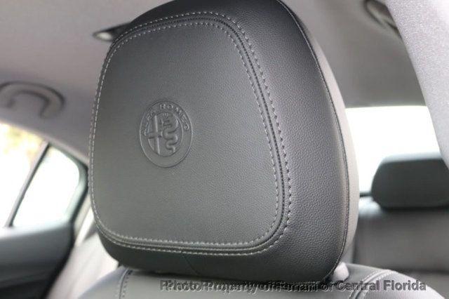 2019 Alfa Romeo Giulia RWD - 18232278 - 17