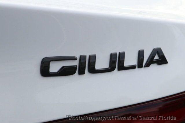 2019 Alfa Romeo Giulia RWD - 18232278 - 7