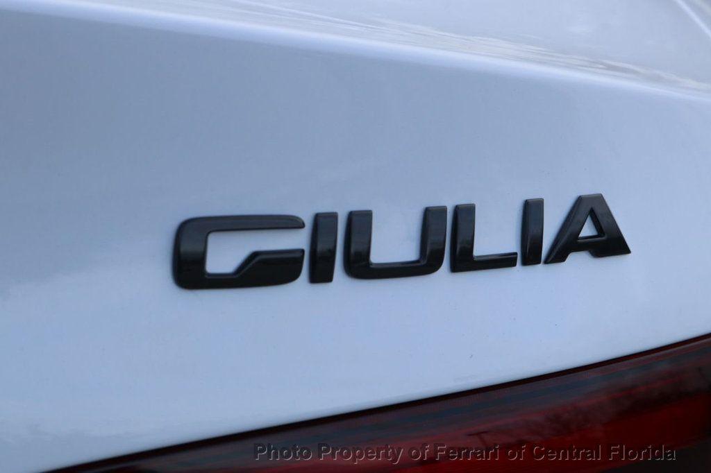 2019 Alfa Romeo Giulia RWD - 18576975 - 6