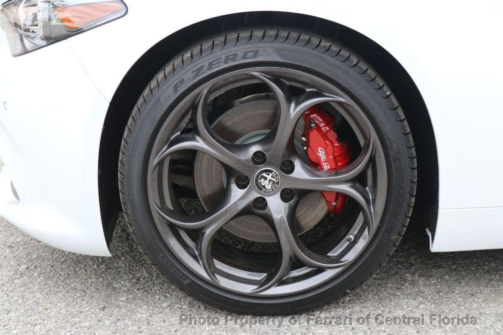 2019 Alfa Romeo Giulia RWD - 18577278 - 12
