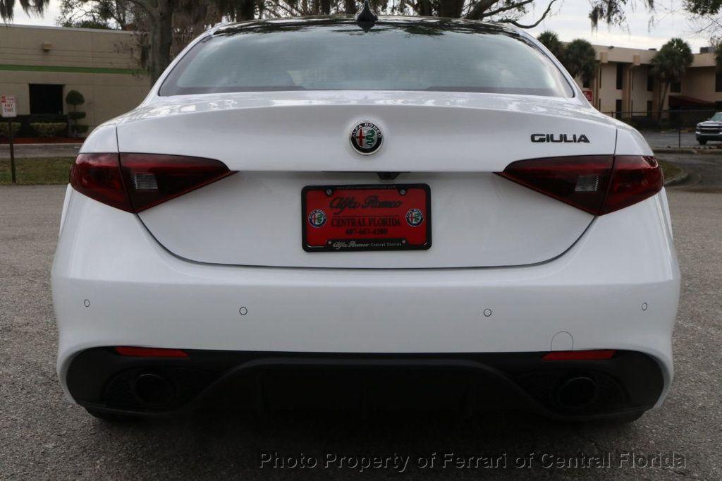 2019 Alfa Romeo Giulia RWD - 18577278 - 6