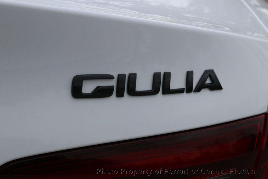 2019 Alfa Romeo Giulia RWD - 18577278 - 7