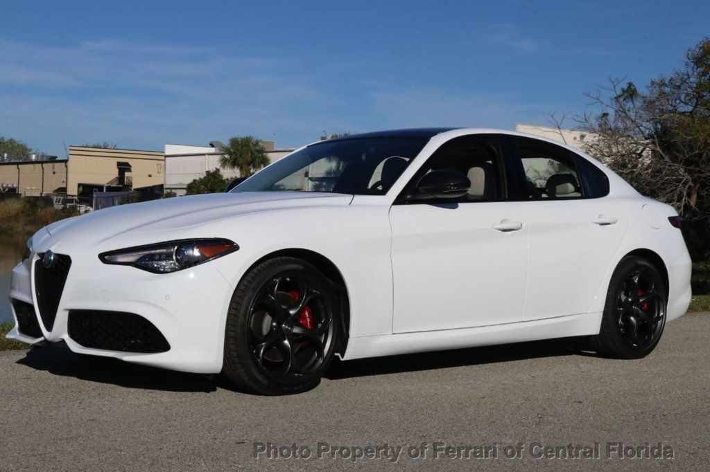 Dealer Video - 2019 Alfa Romeo Giulia RWD - 18626394