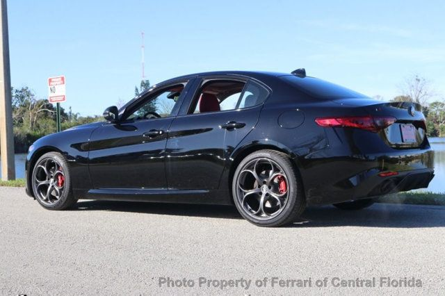 Alfa Romeo Giulia >> 2019 New Alfa Romeo Giulia Ti At Ferrari Of Central Florida Serving Orlando Fl Iid 18626395