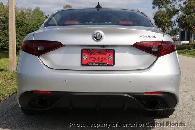 2019 Alfa Romeo Giulia Ti - 18685987 - 8