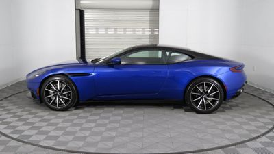 2019 Aston Martin DB11 V8 Coupe - Click to see full-size photo viewer