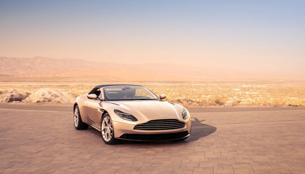 2019 Aston Martin DB 11 Volante NOW TAKING ORDERS - 17425451 - 0