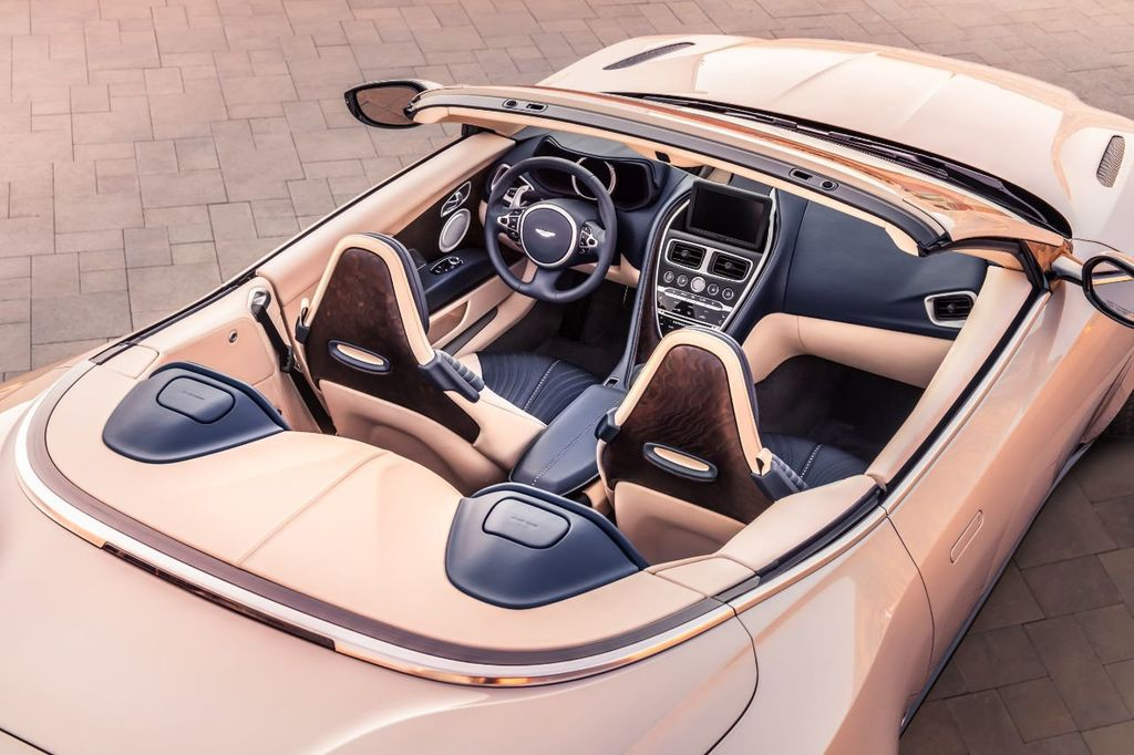 2019 New Aston Martin Db 11 Volante Now Taking Orders At Towbin
