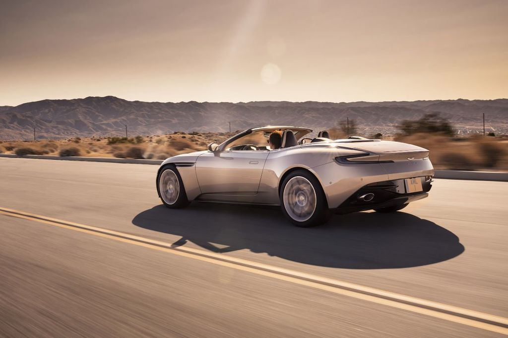 2019 New Aston Martin Db 11 Volante Now Taking Orders At Towbin