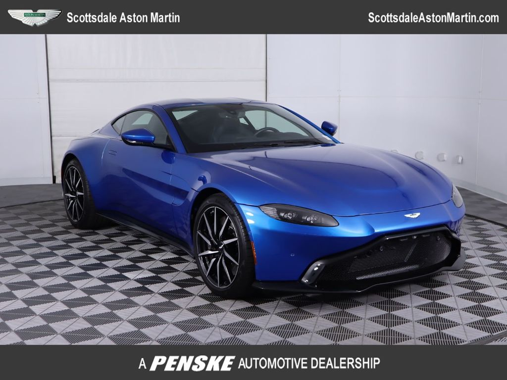 2019 New Aston Martin Vantage 1 533 Month Closed End Lease At