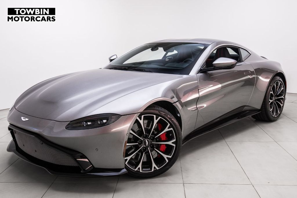 New Aston Martin Vantage NOW TAKING ORDERS At Towbin Motorcars - Aston martin parts online