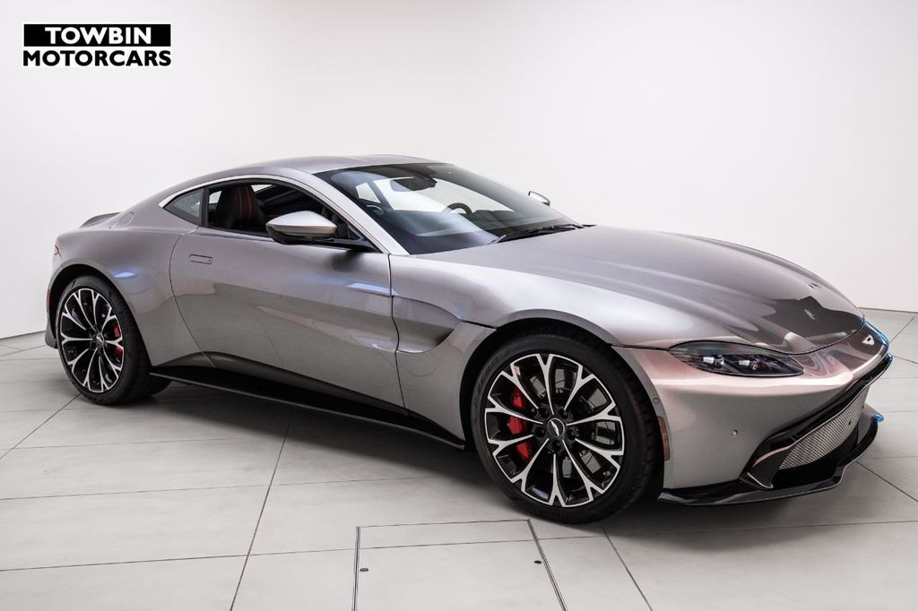 New Aston Martin Vantage NOW TAKING ORDERS At Towbin Ferrari - Aston martin vantage maintenance