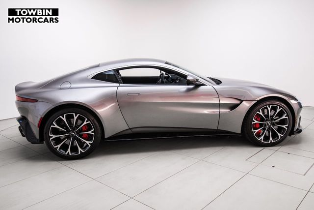 2019 Aston Martin Vantage Now Taking Orders Not Specified For Sale