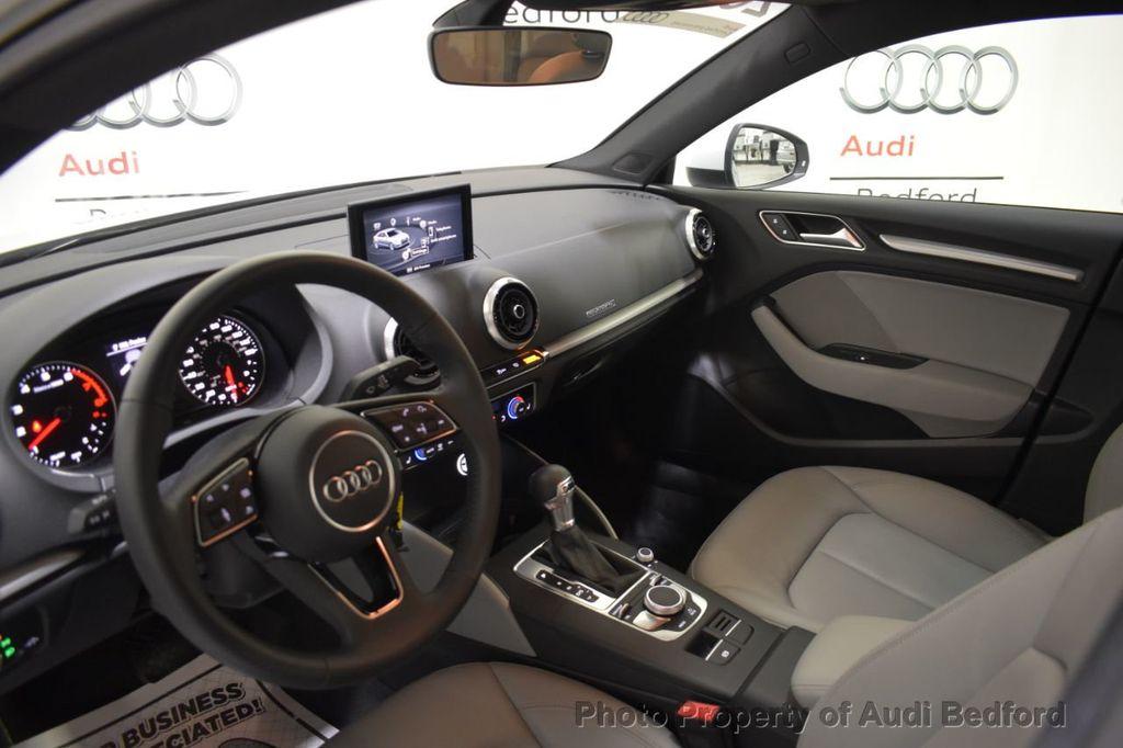 2019 Audi A3 Sedan 2.0 TFSI Premium quattro AWD - 18617583 - 17