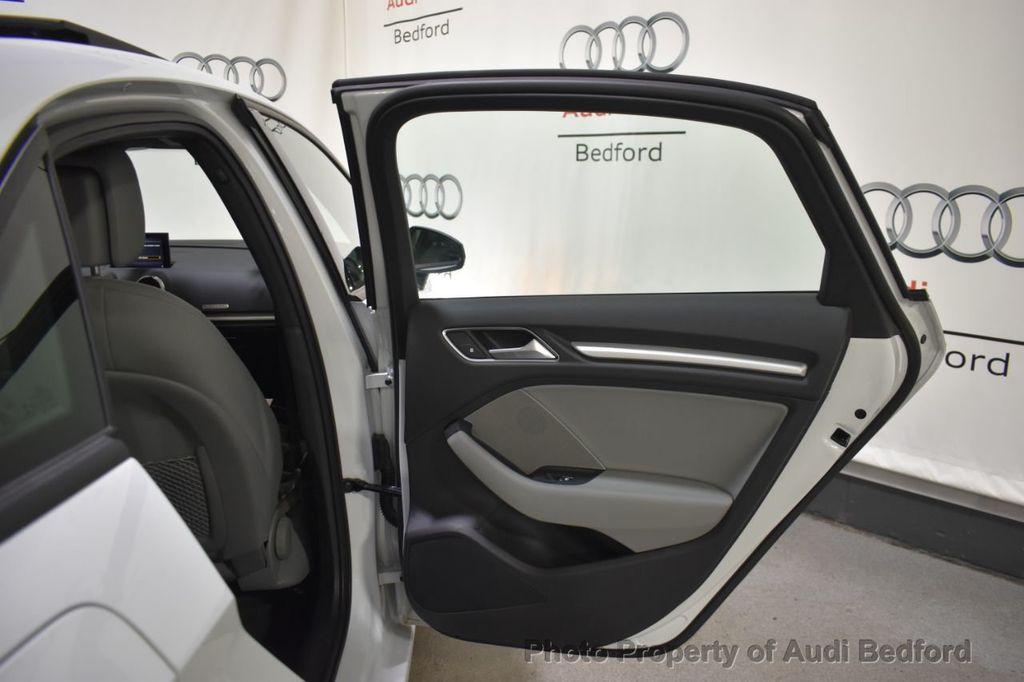2019 Audi A3 Sedan 2.0 TFSI Premium quattro AWD - 18617583 - 25