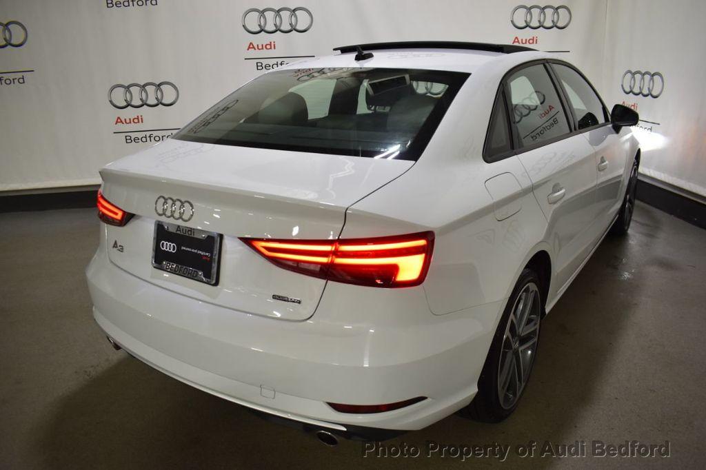 2019 Audi A3 Sedan 2.0 TFSI Premium quattro AWD - 18617583 - 5