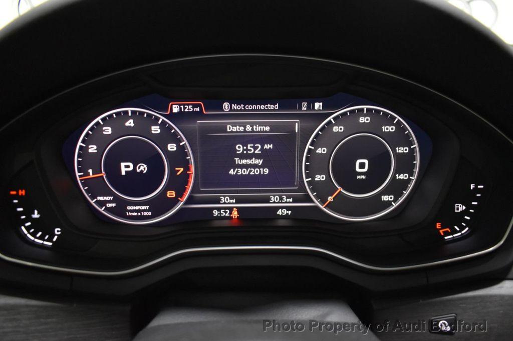 2019 Audi A4 2.0 TFSI Premium Plus S Tronic quattro AWD - 18435113 - 20