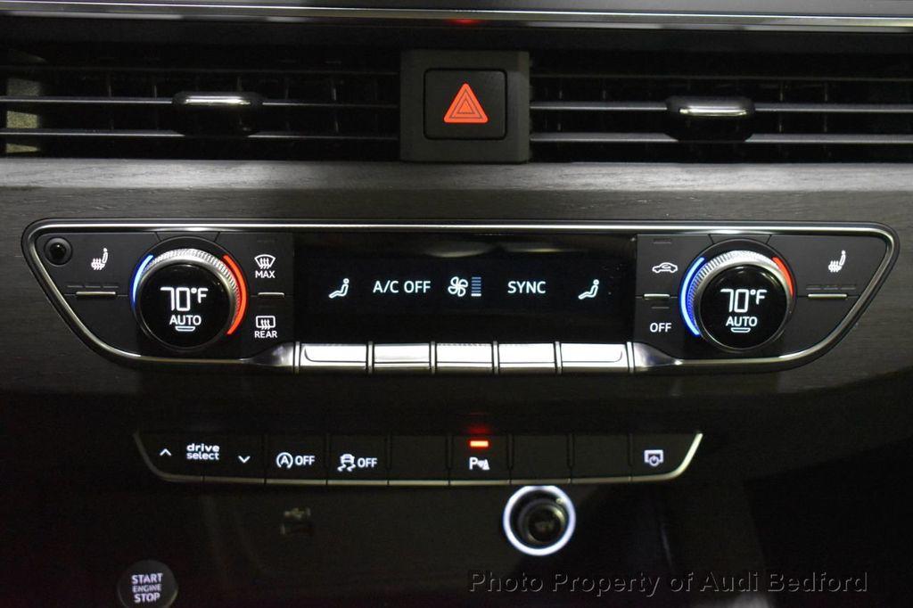 2019 Audi A4 2.0 TFSI Premium Plus S Tronic quattro AWD - 18435113 - 21