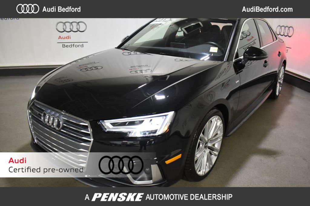 2019 Audi A4 2.0 TFSI Premium Plus S Tronic quattro AWD - 18476448 - 0