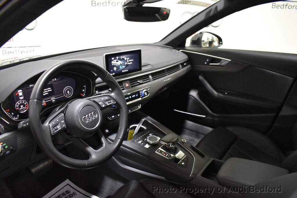 2019 Audi A4 2.0 TFSI Premium Plus S Tronic quattro AWD - 18476448 - 17