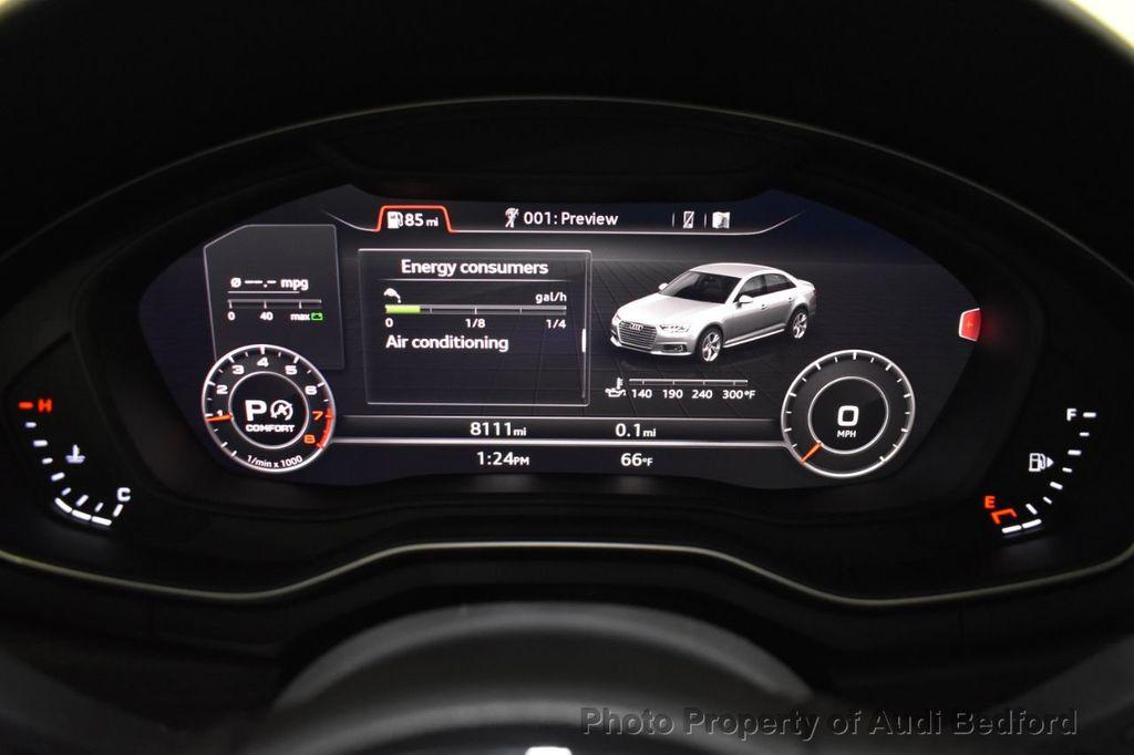 2019 Audi A4 2.0 TFSI Premium Plus S Tronic quattro AWD - 18476448 - 20