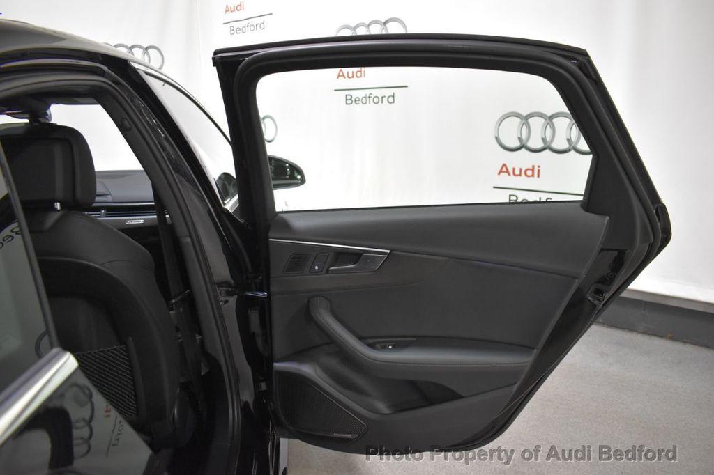 2019 Audi A4 2.0 TFSI Premium Plus S Tronic quattro AWD - 18476448 - 26