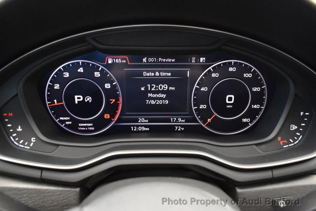 2019 Audi A4 2.0 TFSI Premium Plus S Tronic quattro AWD - 18930825 - 20