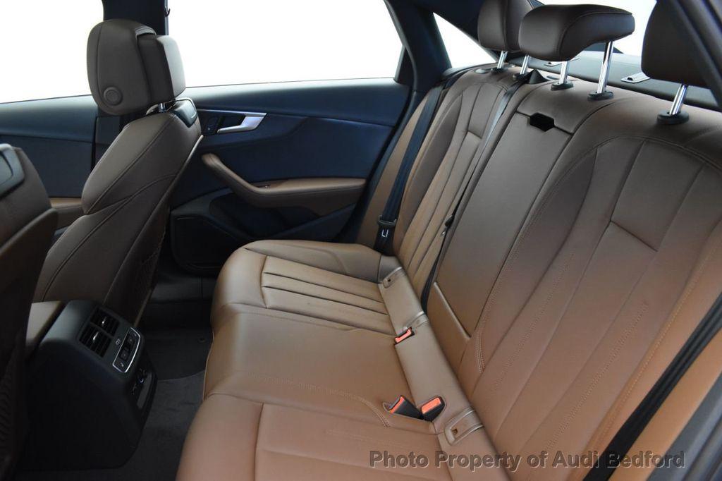 2019 Audi A4 2.0 TFSI Premium Plus S Tronic quattro AWD - 18930825 - 24