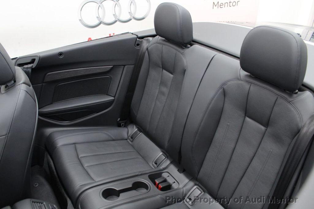 2019 Audi A5 Cabriolet 2.0 TFSI Premium Plus - 18691277 - 22