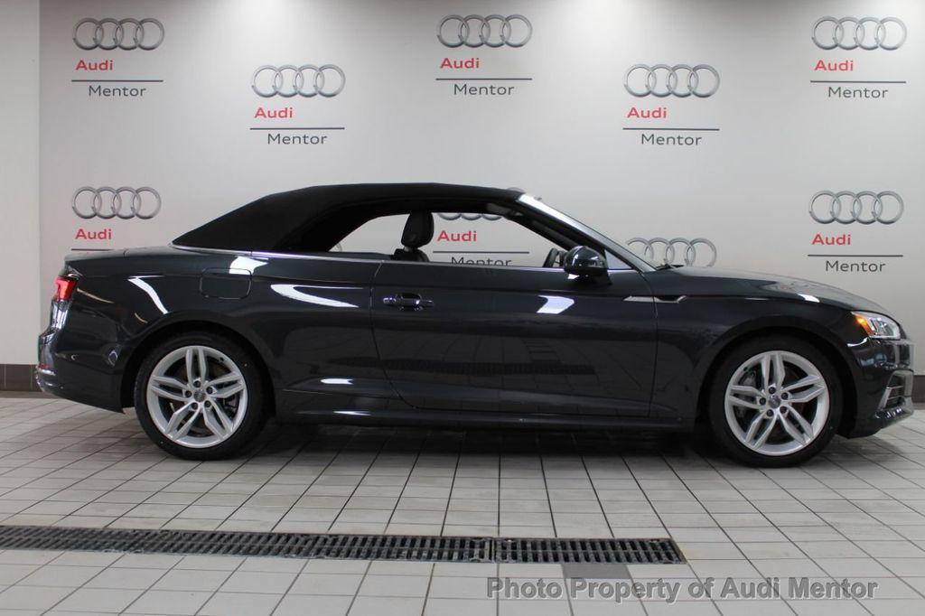2019 Audi A5 Cabriolet 2.0 TFSI Premium Plus - 18691277 - 28
