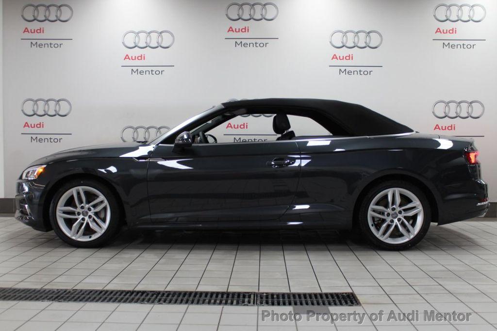 2019 Audi A5 Cabriolet 2.0 TFSI Premium Plus - 18691277 - 2