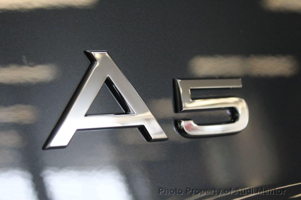 2019 Audi A5 Cabriolet 2.0 TFSI Premium Plus - 18691277 - 33