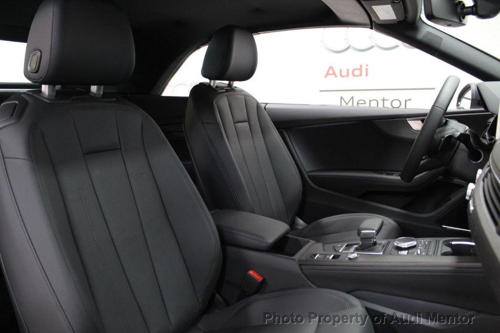 2019 Audi A5 Cabriolet 2.0 TFSI Premium Plus - 18691277 - 36