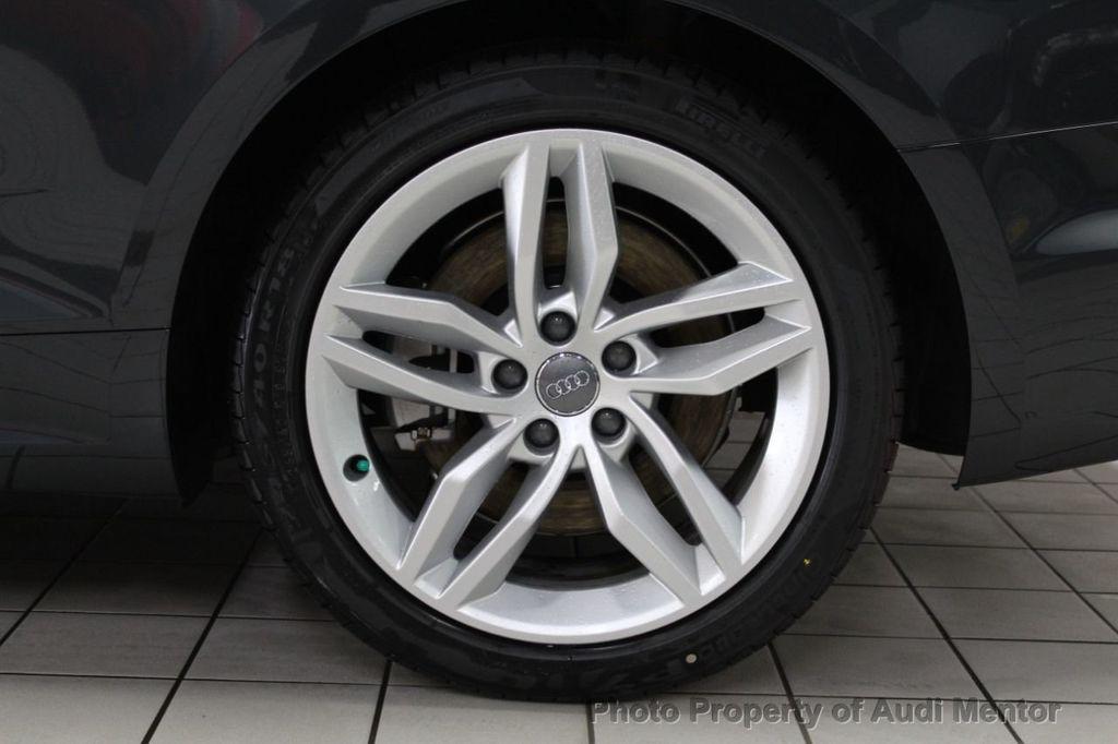 2019 Audi A5 Cabriolet 2.0 TFSI Premium Plus - 18691277 - 4