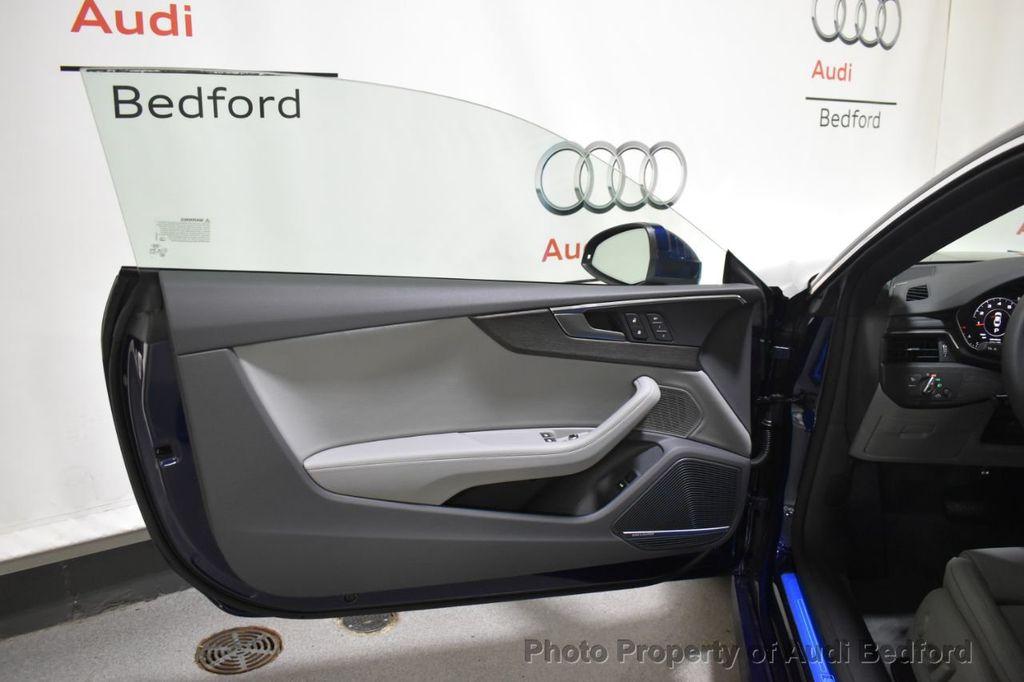 2019 Audi A5 Coupe 2.0 TFSI Premium Plus S tronic - 18480446 - 17