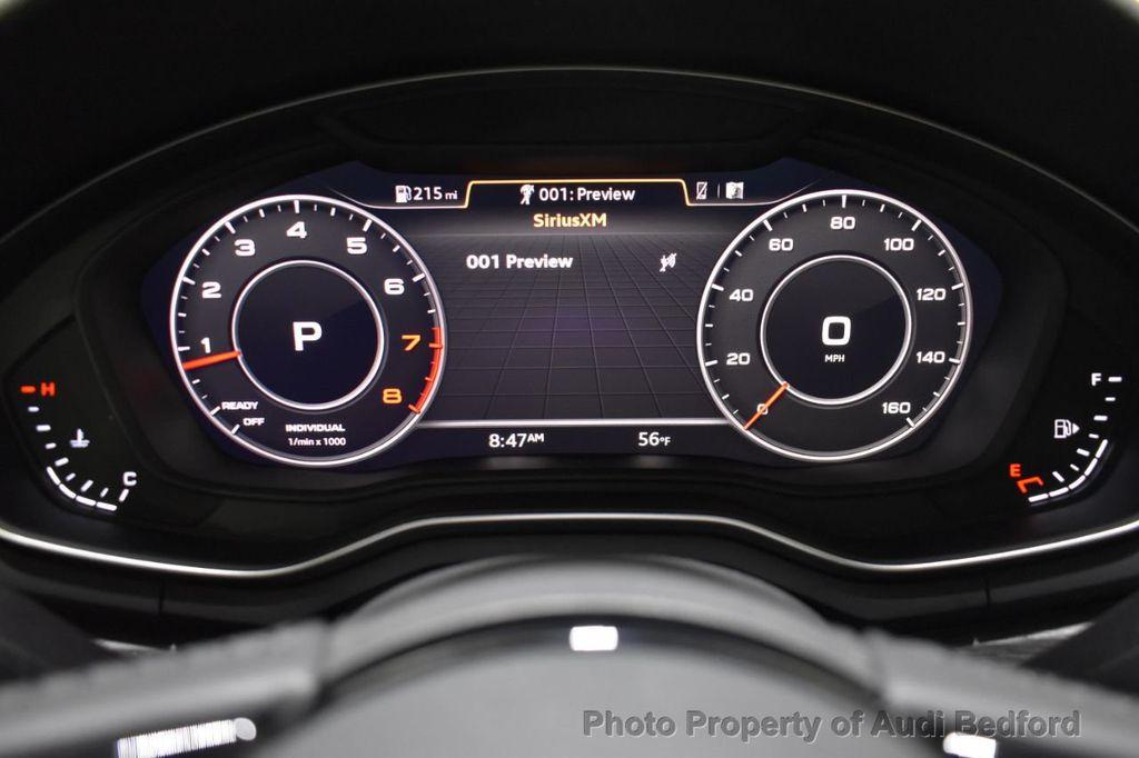2019 Audi A5 Coupe 2.0 TFSI Premium Plus S tronic - 18480446 - 21