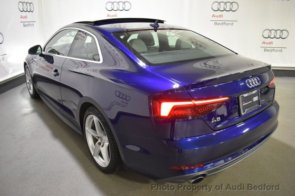 2019 Audi A5 Coupe 2.0 TFSI Premium Plus S tronic - 18480446 - 3