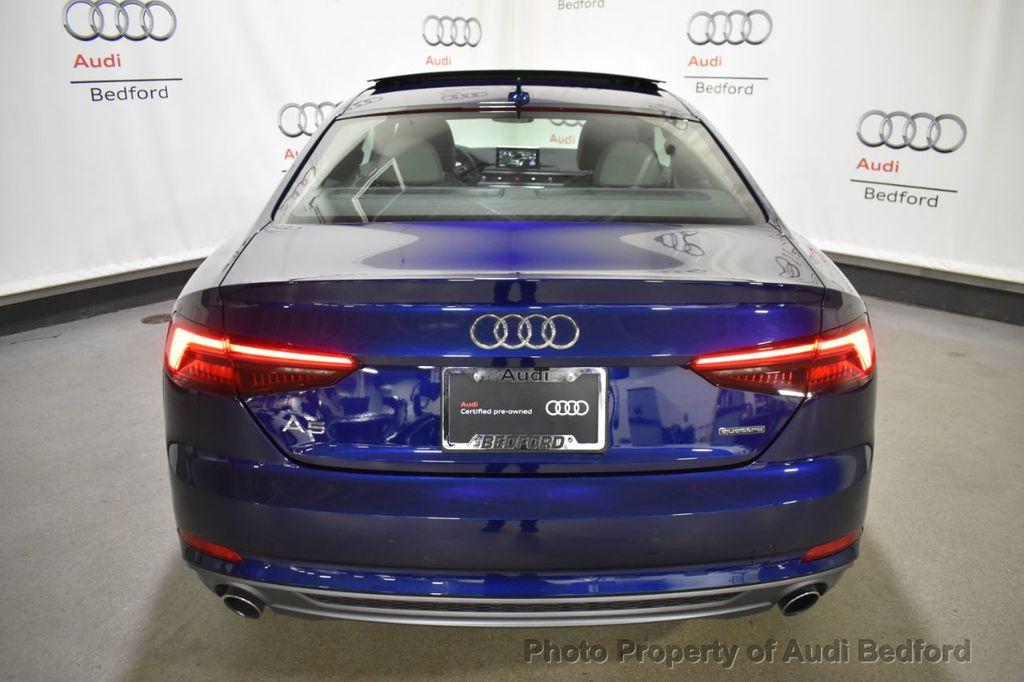 2019 Audi A5 Coupe 2.0 TFSI Premium Plus S tronic - 18480446 - 4
