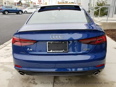 2019 Audi A5 Coupe 2.0 TFSI Premium Plus S tronic - Click to see full-size photo viewer