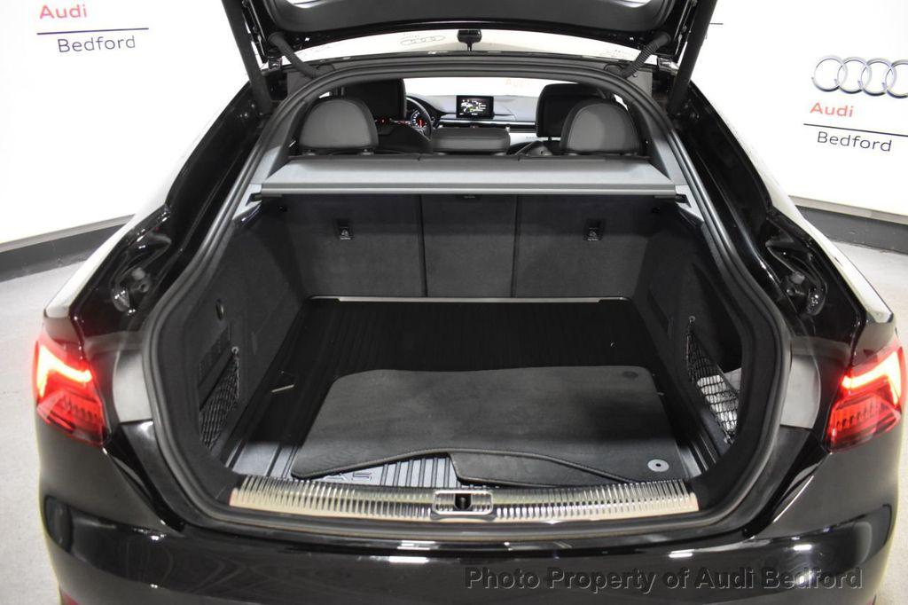 2019 Audi A5 Sportback SPORTBACK 4DR HBK 2.0 TFSI - 18599134 - 11