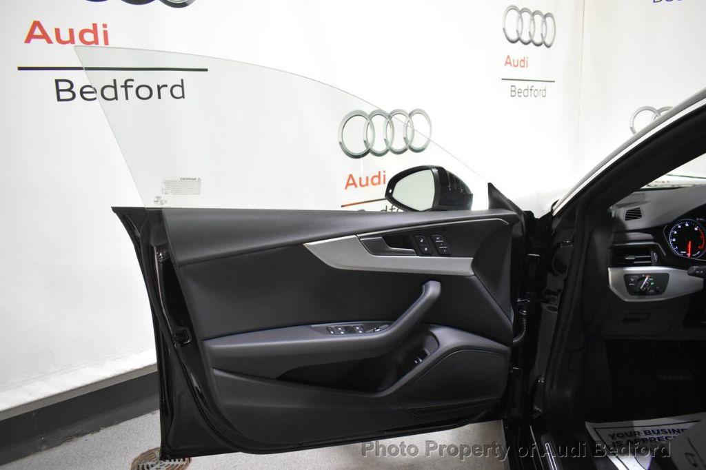 2019 Audi A5 Sportback SPORTBACK 4DR HBK 2.0 TFSI - 18599134 - 17
