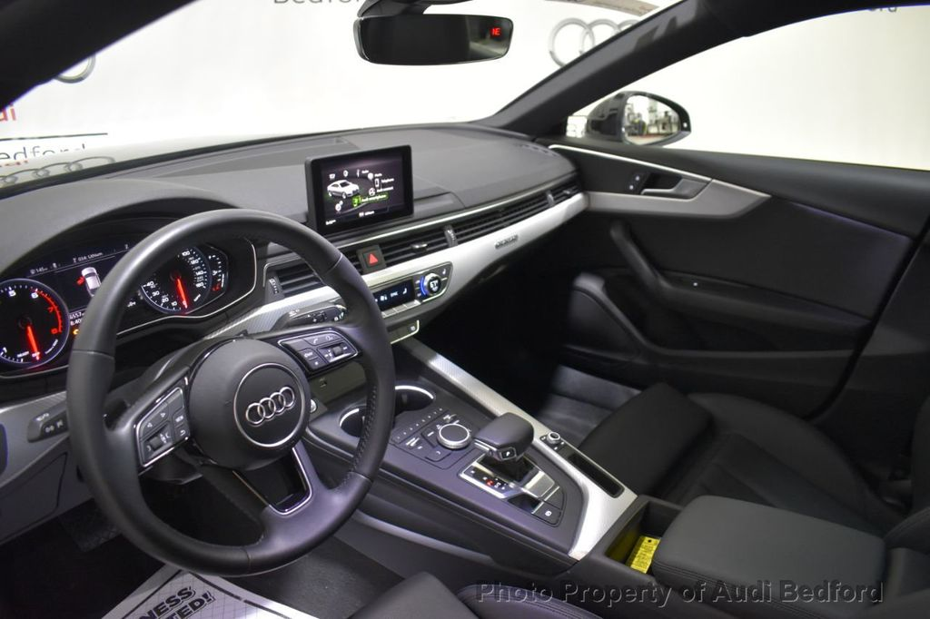 2019 Audi A5 Sportback SPORTBACK 4DR HBK 2.0 TFSI - 18599134 - 18